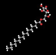 Ascorbyl Palmitate (ester of L-ascorbic and palmitic acids)
