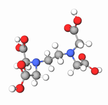 EDTA (ethylenediamine tetraacetic acid)