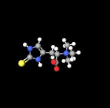 Ergothioneine (thiotaine) EGT