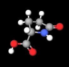 2-pyrrolidone-5-carboxylic acid